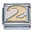Afbeelding van Zoppini - 9mm - cijfer 2