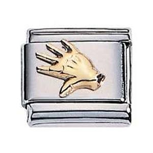 Afbeelding van Zoppini - 9mm - diversen hand goud