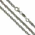 Afbeelding van My iMenso - koord collier zilver 27/184 - 92cm
