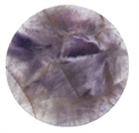 Afbeelding van MY iMenso - Edelsteen amethist 24-0105 - 24mm