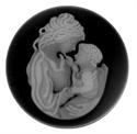 Afbeelding van My iMenso - Cameé zwart moeder en kind 27/131 - 33mm