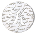 Afbeelding van My iMenso - naamhanger design 7 - 33-0607 - 33mm