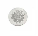 Afbeelding van My iMenso - Fantasy bloem zilver 24-0471 - 24mm