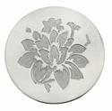 Afbeelding van My iMenso - Fantasy bloem zilver 27/471 - 33mm