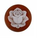 Afbeelding van My iMenso - cameé rood bloem 29/413 - 24mm