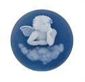 Afbeelding van My iMenso - cameé blauw engel 29/162 - 24mm